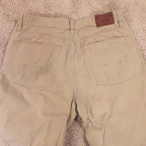 Polo by Ralph Lauren Pants - Ralph Lauren Polo men khaki pants size 34/32